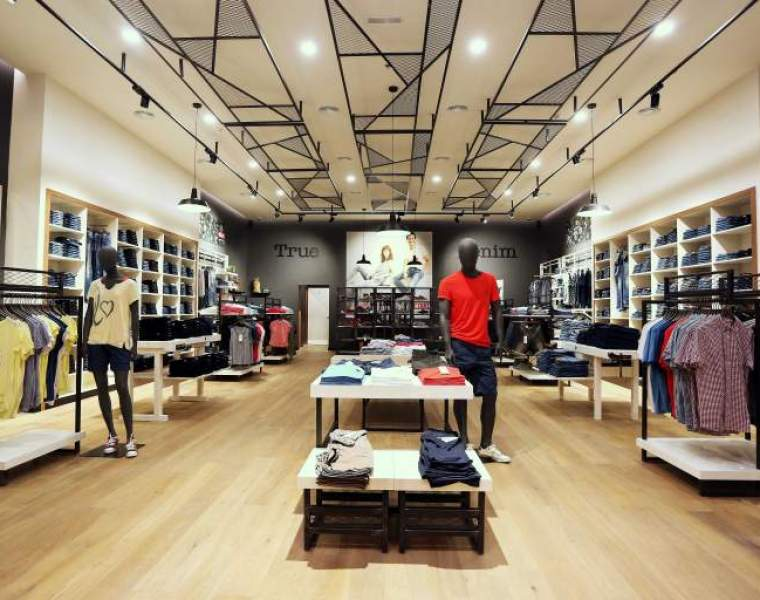 Mustang presents new retail architectural concept
