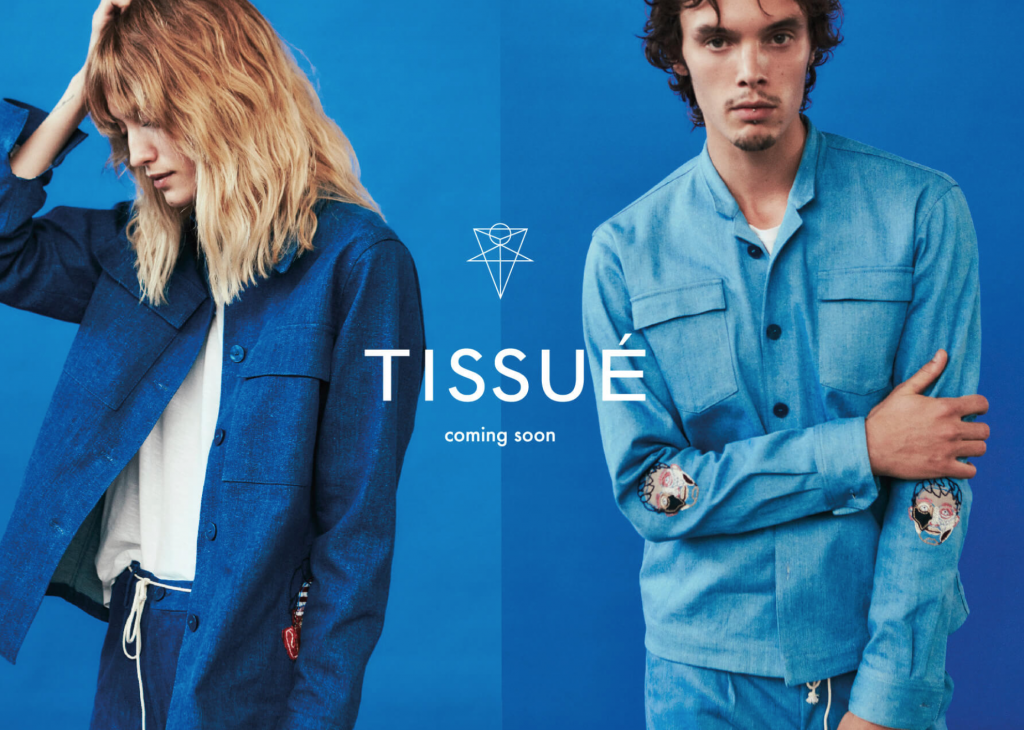 TISSUE' S/S 2017