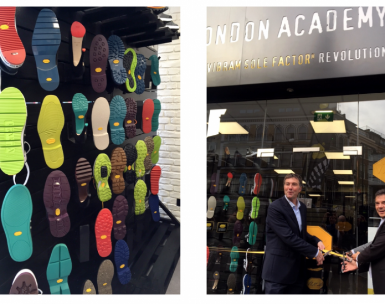 The new Vibram Academy opens in London