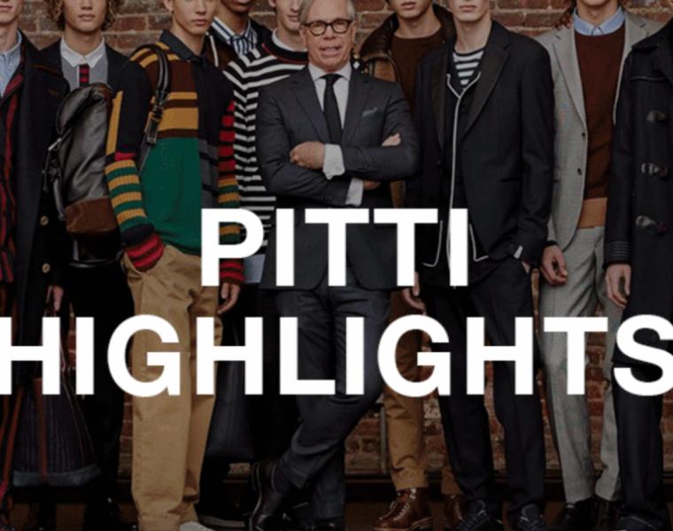 Highlights at the upcoming edition of Pitti Uomo 91