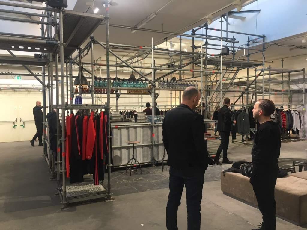 Berlin Tradeshows Day 1