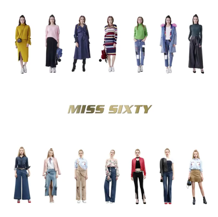 Miss Sixty to return to several European markets