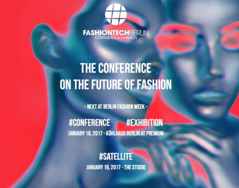 #Fashiontech conference Berlin agenda