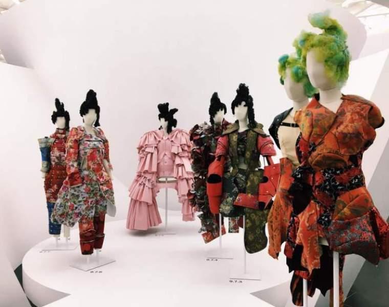 Rei Kawakubo/Comme des Garons: Art of the In-Between exhibition