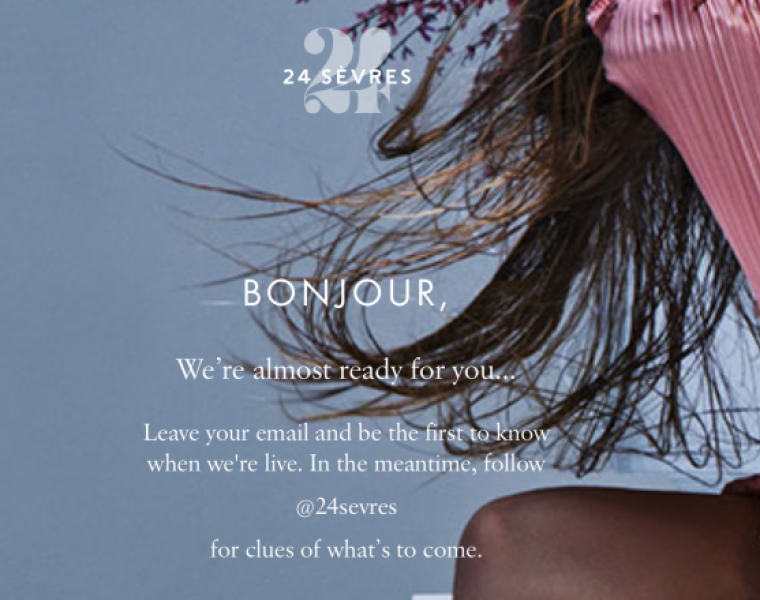 LVMH to launch new e-commerce site
