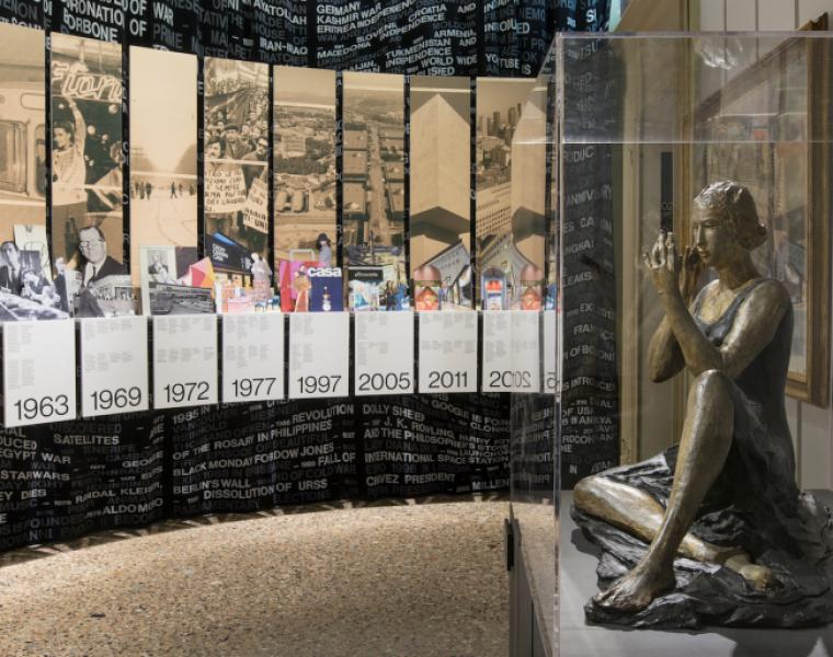 The 'La Rinascente' name celebrates its 100th anniversary with exhibition