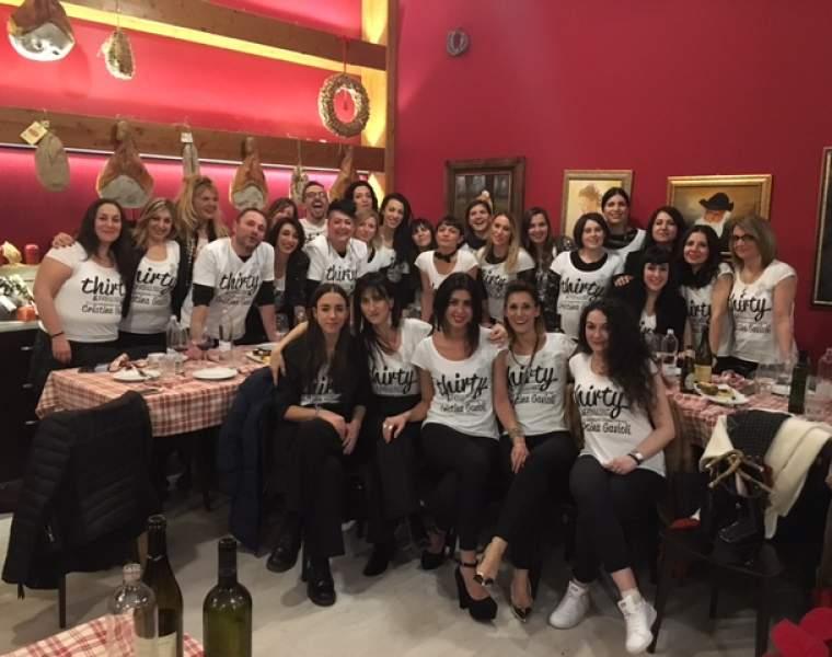 Cristina Gavioli celebrates 30th anniversary