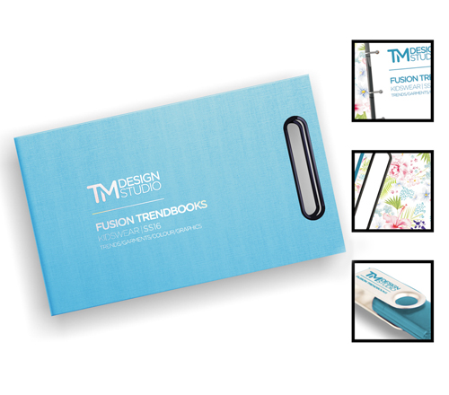 TM Design Studio Fusion Trendbooks Kidswear ss 2017