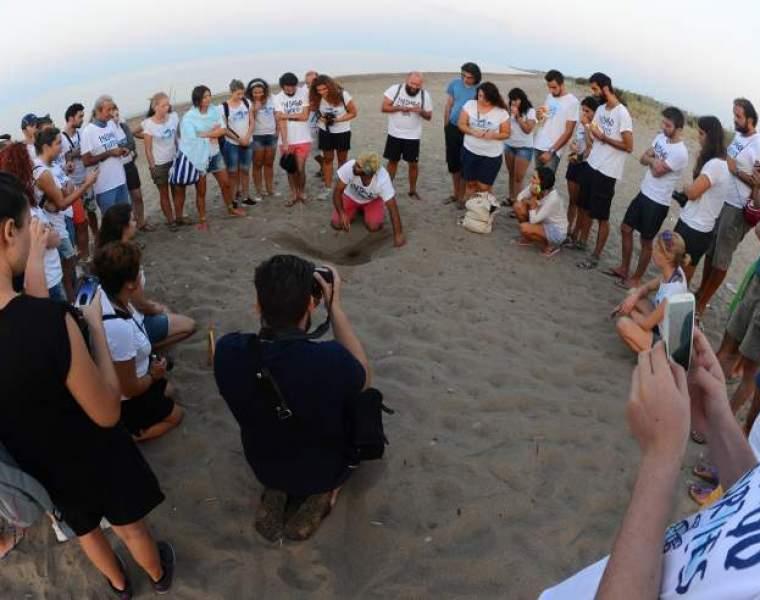 Mavi x Orta Anadolu team up on the Indigo Turtle project