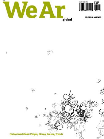 WeAr Global Magazine Issue 01