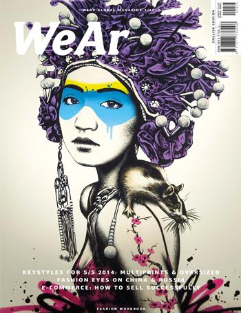 WeAr Global Magazine Issue 36