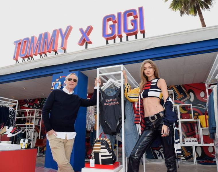 Tommy Hilfiger to take TOMMYNOW to London