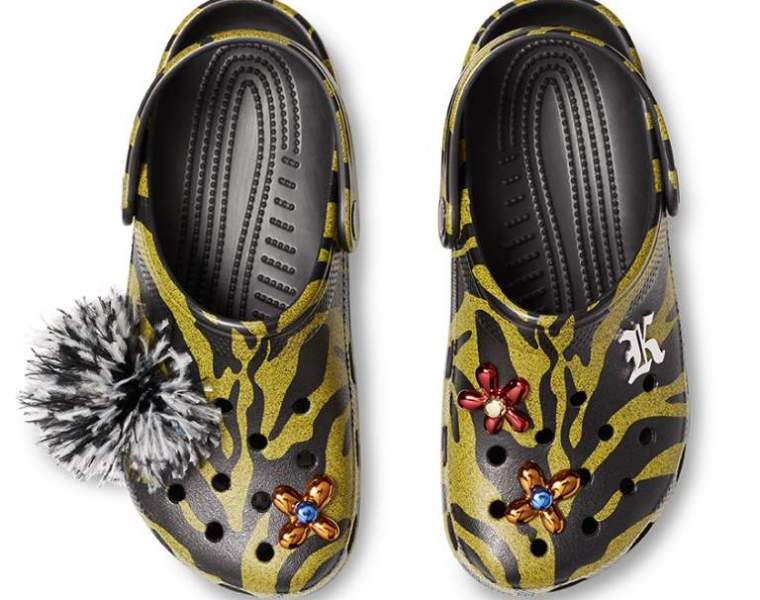 CROCS introduces the Christopher Kane X Crocs collection