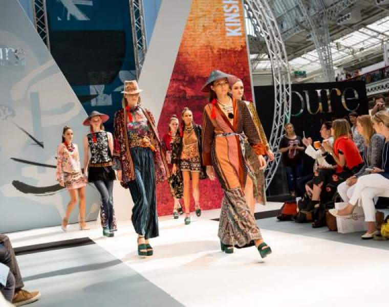 Pure London successful opening days