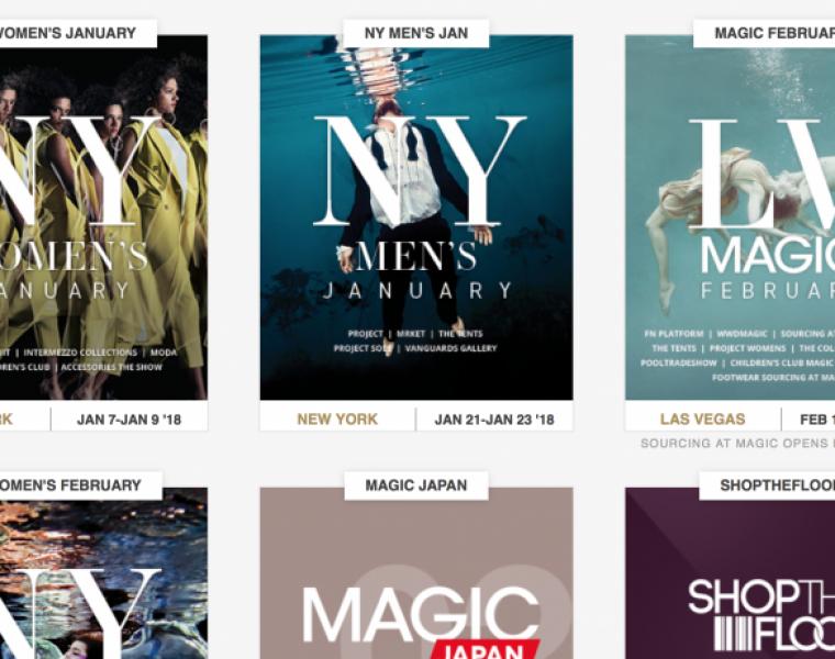 UBM reimagines its New York fashion trade event calendar for 2018