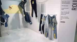 Avant-garde designers present denim trends for S/S 2019 at Denim PV