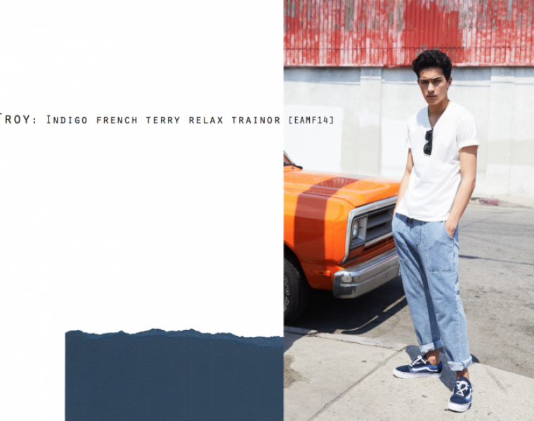 EDWIN Jeans announces re-launch of EDWIN for the North American markets