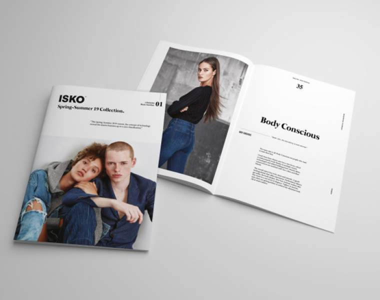 ISKO launches a redesigned logotype to underscore its positioning as a must-have ingredient brand