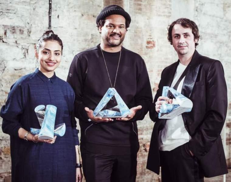 Winners of the 2017/2018 International Woolmark Prize