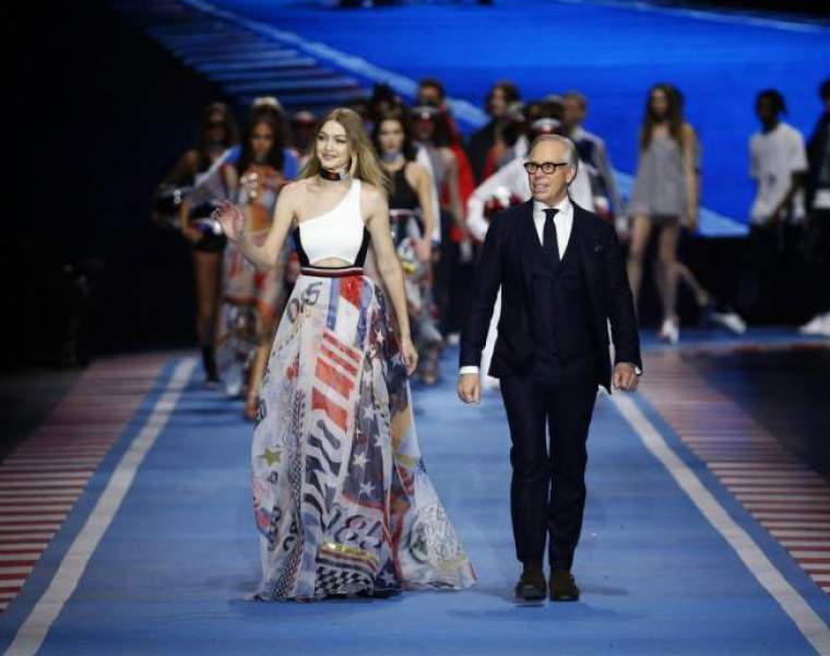 """Tommy Hilfiger brings Spring 2018 TOMMYNOW """"DRIVE"""" Experiential runway event to Milan"""