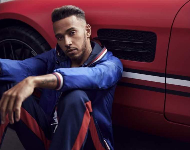 Tommy Hilfiger announces Formula One World Champion Lewis Hamilton as global brand ambassador for Tommy Hilfiger Men's