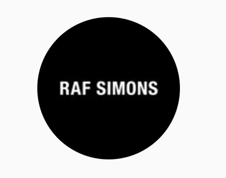 Raf Simons to move his menswear show back to Paris