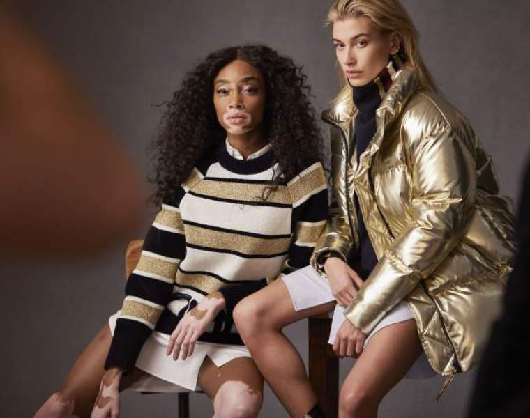 Tommy Hilfiger announces Hailey Baldwin and Winnie Harlow as new global brand ambassadors for Tommy Hilfiger women's for Fall 2018