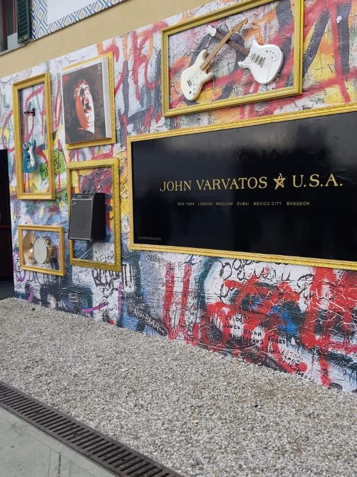 John Varvatos boot
