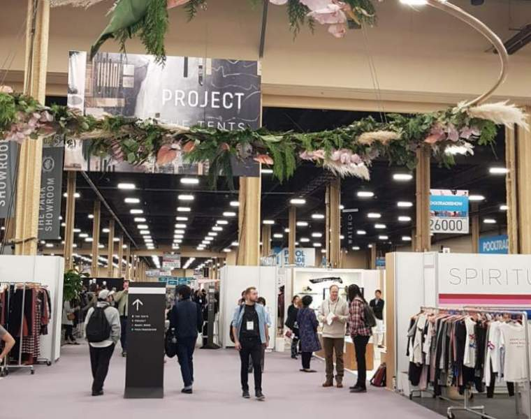 Magic unites shows with Project Women partnering with conscious fashion campaign