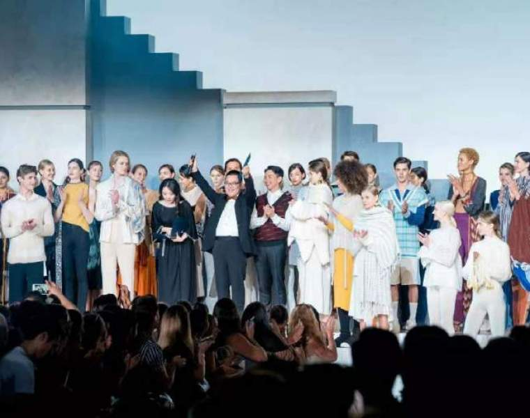 Consinee, China's largest spinner & exporter of cashmere yarn, stages runway show in New York