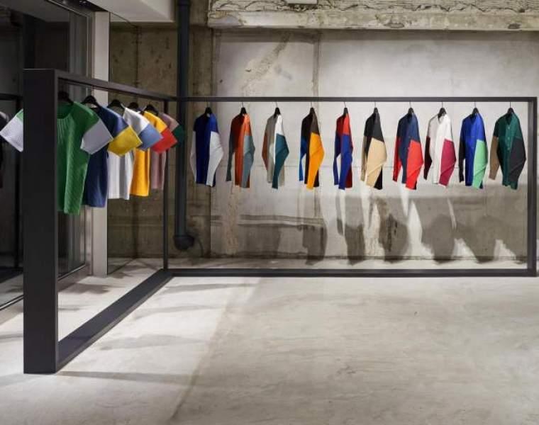 Miyake opens first menswear store in Tokyo: Homme Plissé Miyake