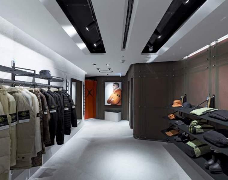 Stone Island opens store in Frankfurt
