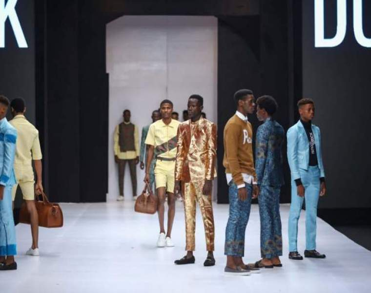 Lagos Fashion Week October 2019 edition