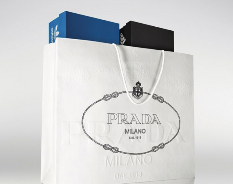 Prada and adidas announce collaboration