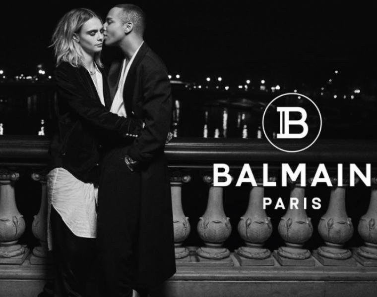 "Balmain ""Truth or Dare"" film featuring Cara Delevingne"