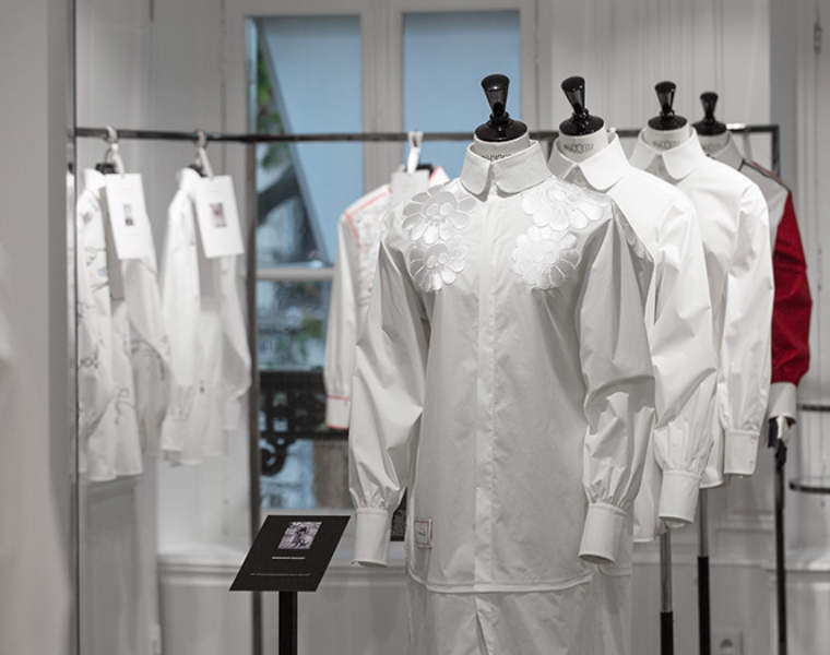 A Tribute to Karl: The White Shirt Project to showcase at Pitti Uomo