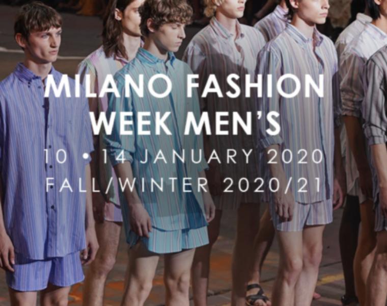 London Fashion Week Men's to collaborate with Camera Nazionale della Moda Italiana during Milano Fashion Week Men's