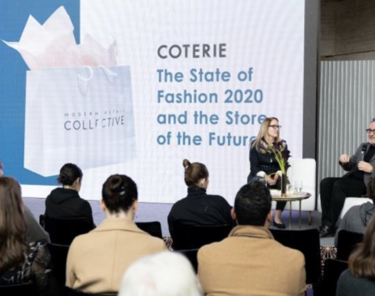 COTERIE presents new initiative that aims to change the future of retail space & how customers shop