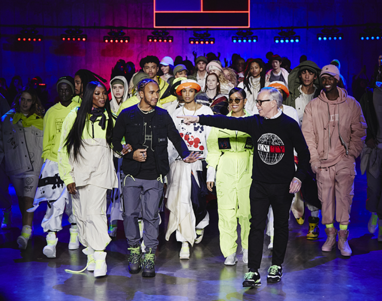 TOMMYNOW Spring 2020 show
