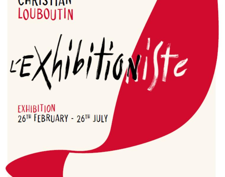 Christian Louboutin exhibition at Palais de la Porte Dorée