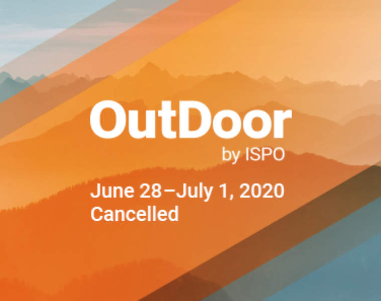 Outdoor by ISPO 2020 cancelled