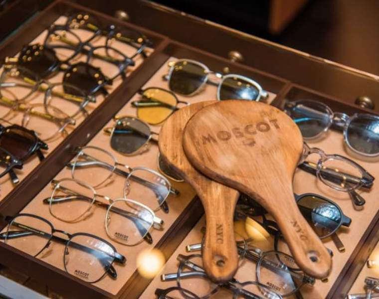 MOSCOT opens second stand-alone store in Italy
