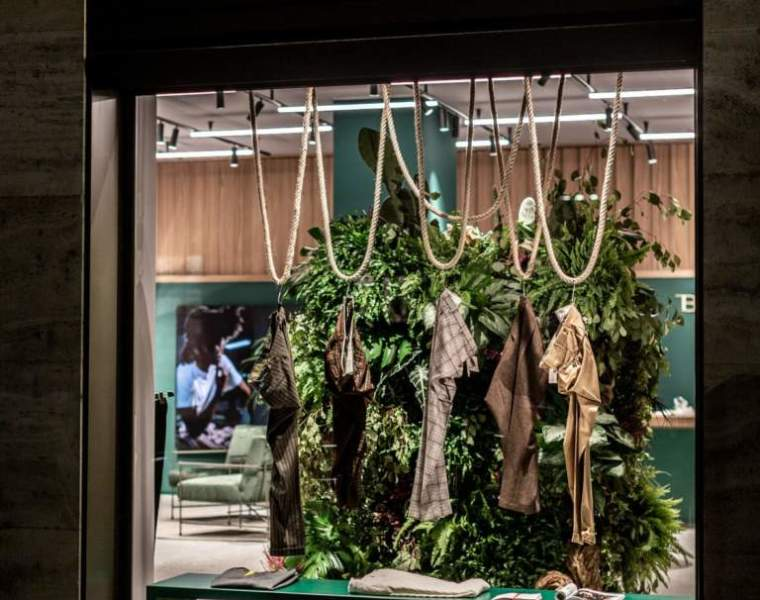 'Be Green, Be Berwich' a sustainability concept for Berwich 2020 retail expansion