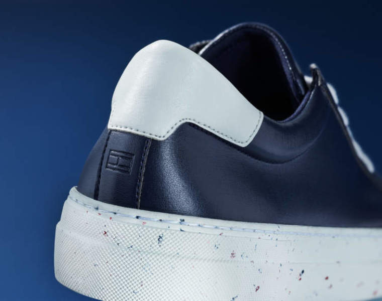 Tommy Hilfiger presents 'Apple skin' shoes for S/S 2020