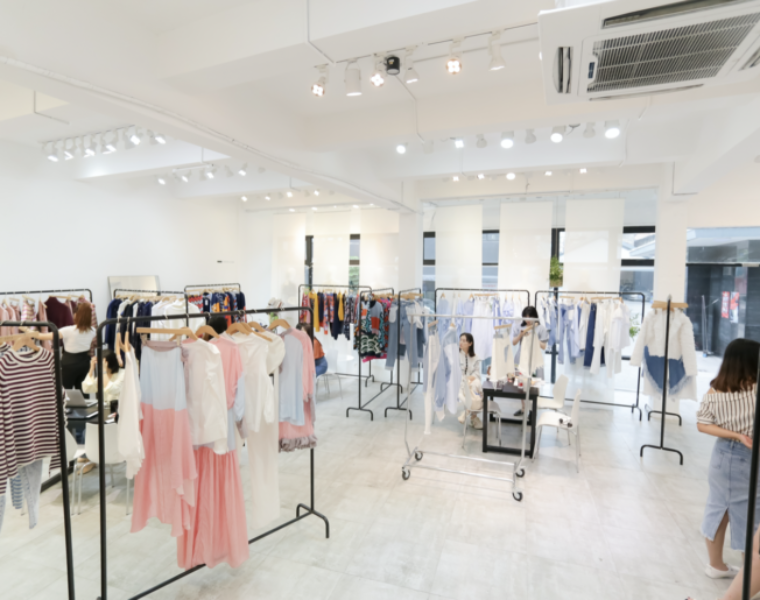DFO Launches AW20 Physical and Online Showroom for Chinese Market