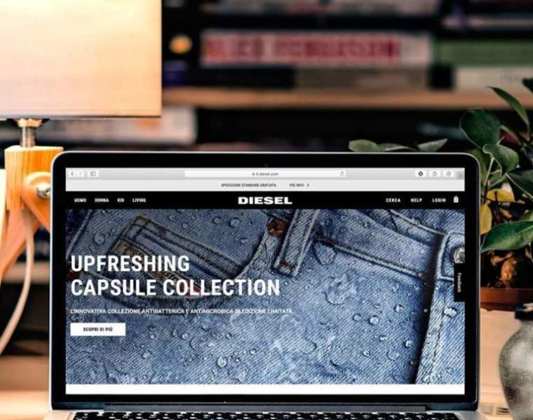 Diesel launches new omni-channel model