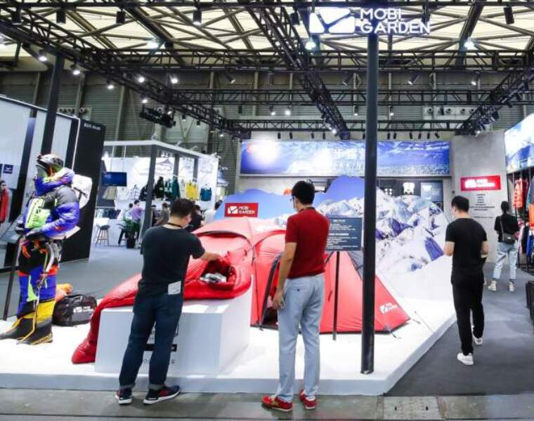 ISPO Shanghai 2020 reports 14% increase in visitors