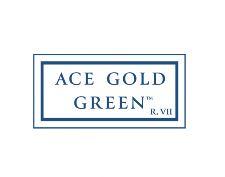 ACE GOLD GREEN: a new brand build on an iconic item