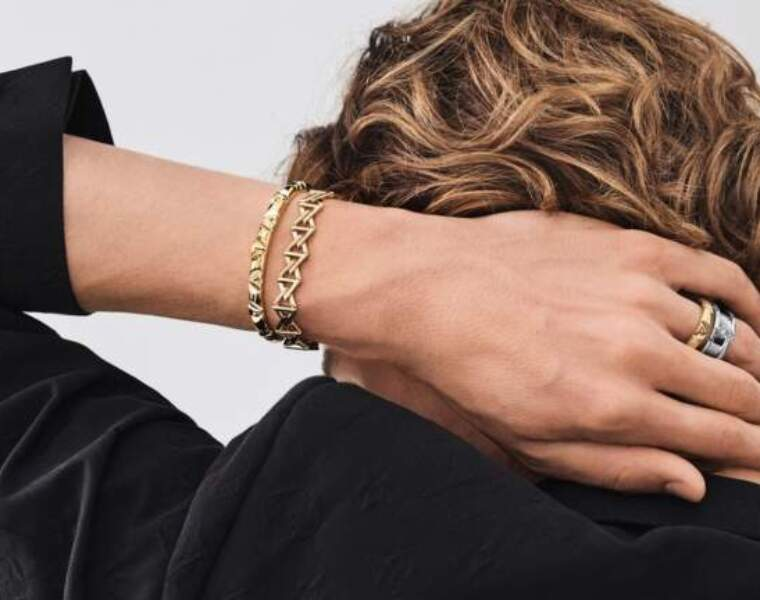 Louis Vuitton presents new unisex jewellery collection