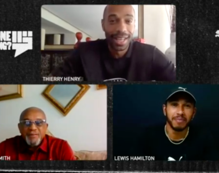 Top PUMA ambassadors discuss racism in online video